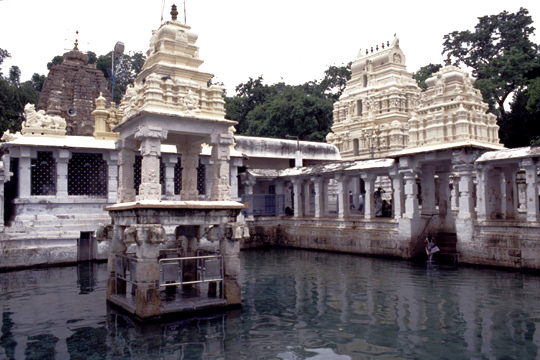Mahanandi Temple Pond