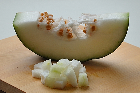 Winter Melon, Ash Gourd or Boodida Gummadi