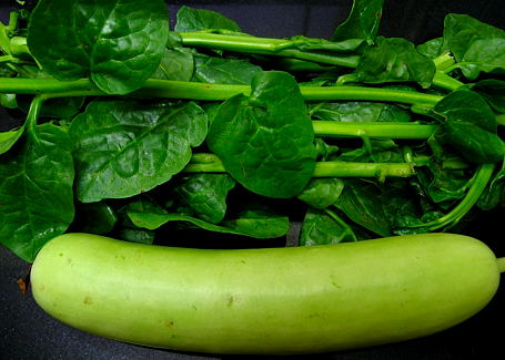 Indian Green Vegetables List as Indian Red Spinach