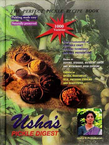 Usha's Pickle Digest