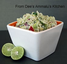 Avocado Annam from Dee of Ammalu's Kitchen