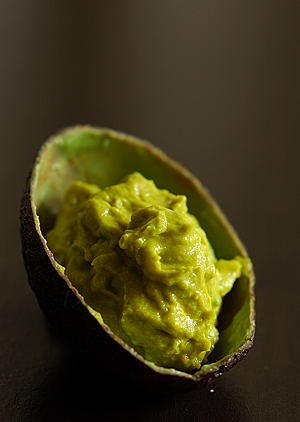 Avocado Face Mask with Turmeric