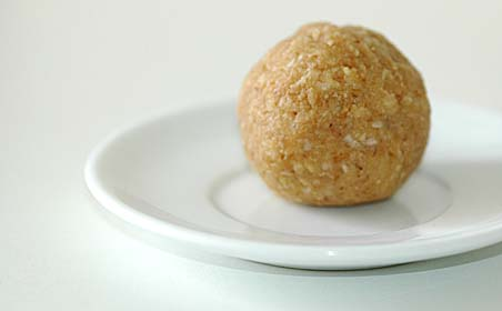 Cashew-Walnut Laddu
