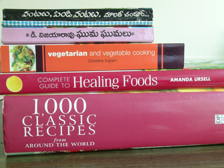 Cook Books I Own