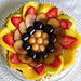 Fruit Tart with Mangoes