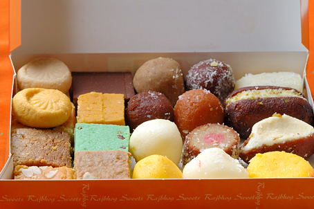 Assorted Sweets - A Gift from Friends