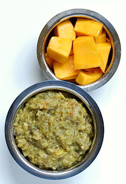 Gongura Pappu and Mango