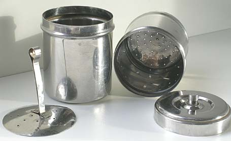 Indian type of Stainless Steel Coffee Filter