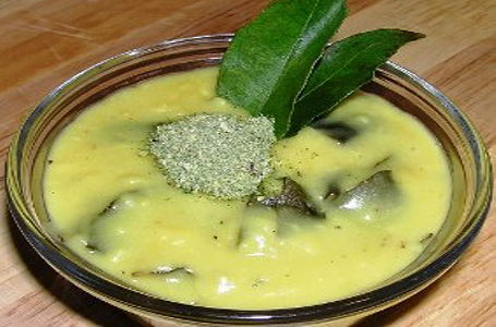 Curry Leaves Dal ~ from Linda of Out of the Garden