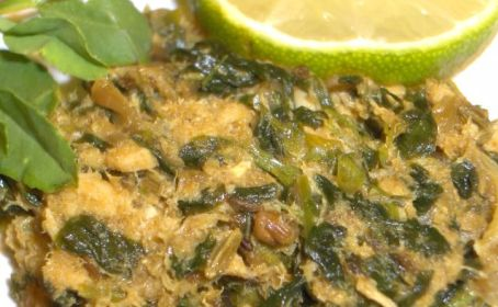 Methi n Meen (Fenugreek and Fish) ~ from Mathy of Virundhu