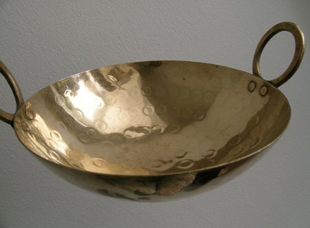 Bronze Kadai , Made in India