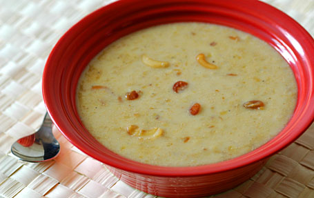 A Cup of Moong dal Payasam