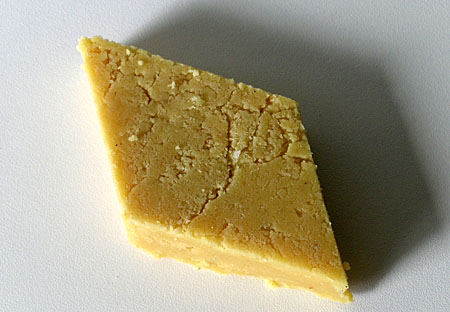 Mysore Pak - Traditional Indian Sweet