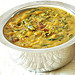 Spinach - Garlic Dal