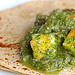 Sarson Da Saag (Mustard Greens, Spinach and Paneer)