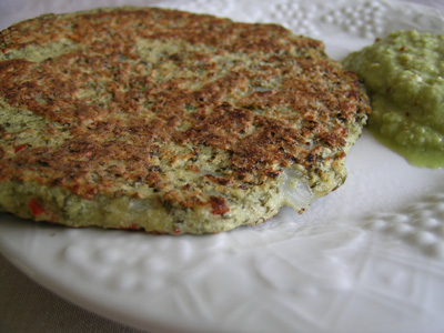 Sprouted Moong Dal Dosa