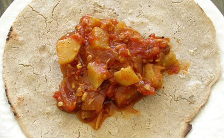 Turnip Masala Recipes — Dishmaps
